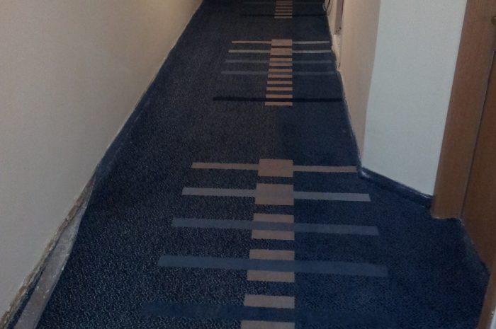 ניקוי שטיחים לבית מלון אחריי