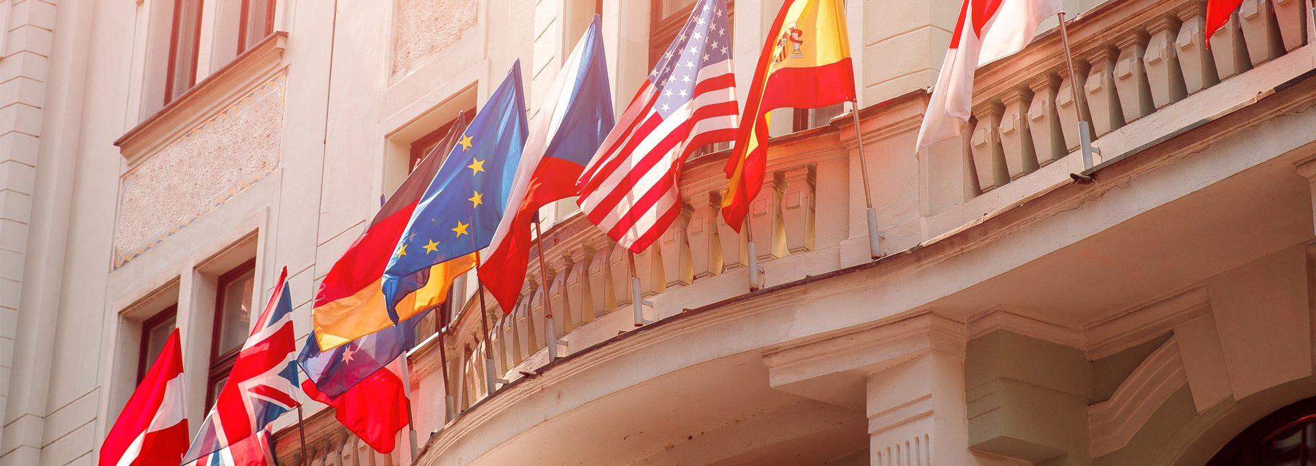 ניקוי שטיחים לשגרירויות
